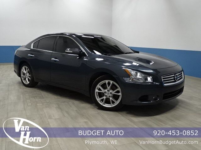 2013 Nissan Maxima 3.5 SV Plymouth WI