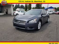 2013_Nissan_Maxima_S_ Pocatello and Blackfoot ID