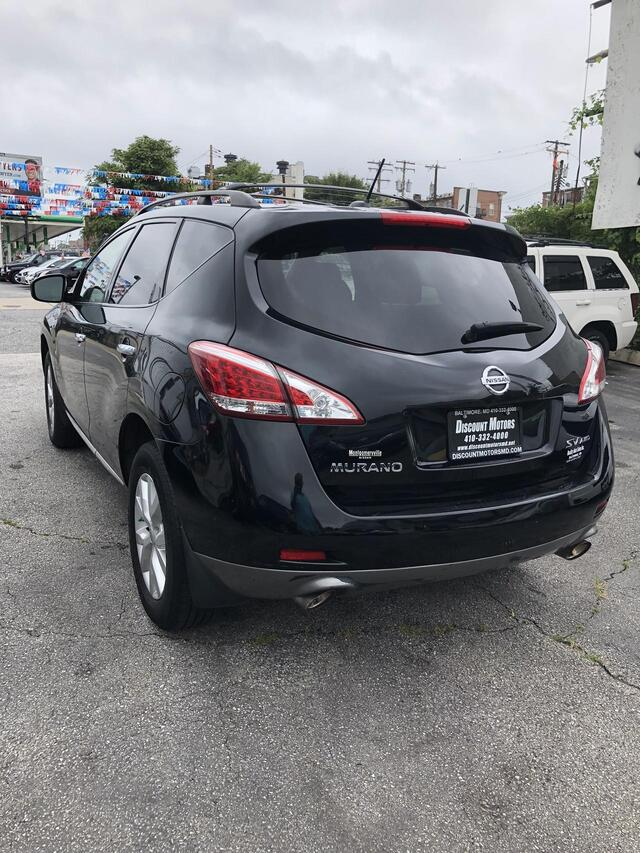 ... 2013 Nissan Murano S AWD Baltimore MD ...