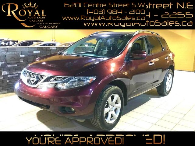 2013_Nissan_Murano_SL LEATHER, BACK UP CAM, DOUBLE SUNROOF_ Calgary AB