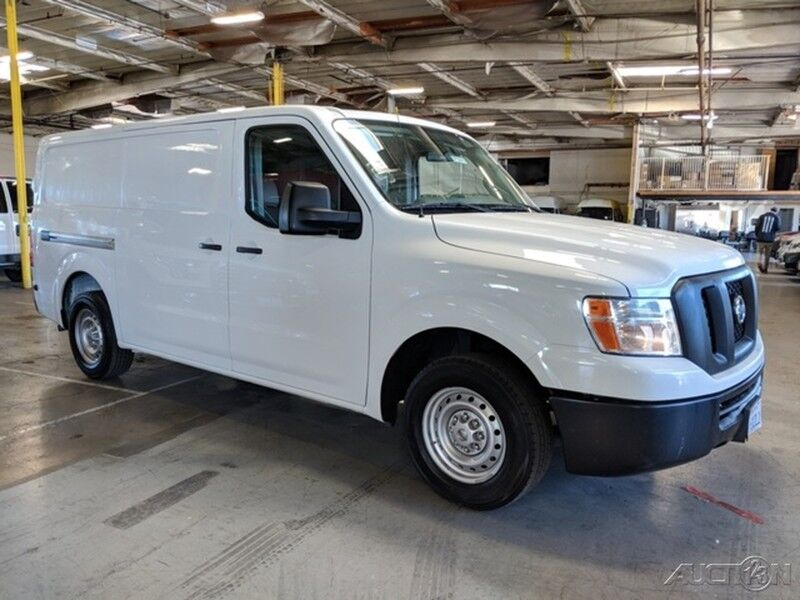 2013 Nissan NV1500 Low Roof Cargo Van