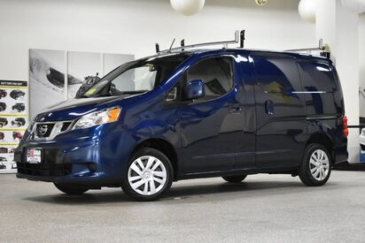 2013_Nissan_NV200_SV_ Boston MA