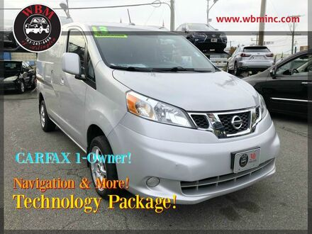 2013_Nissan_NV200_SV w/ TECHNOLOGY PACKAGE_ Arlington VA