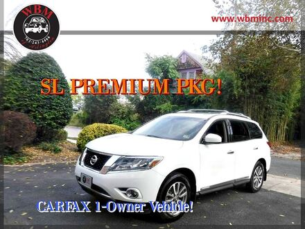 2013_Nissan_Pathfinder_4WD SL w/ Premium Package_ Arlington VA