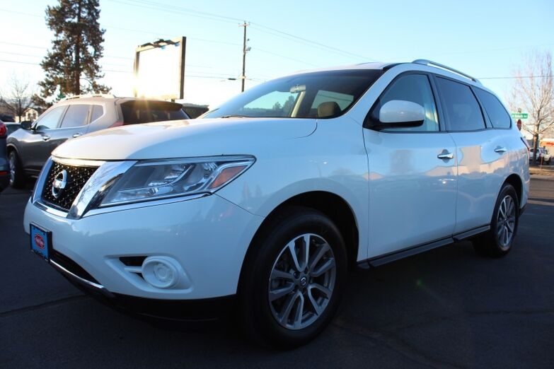 2013 Nissan Pathfinder 4WD SV Bend OR