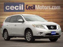 2013_Nissan_Pathfinder_Platinum_  TX