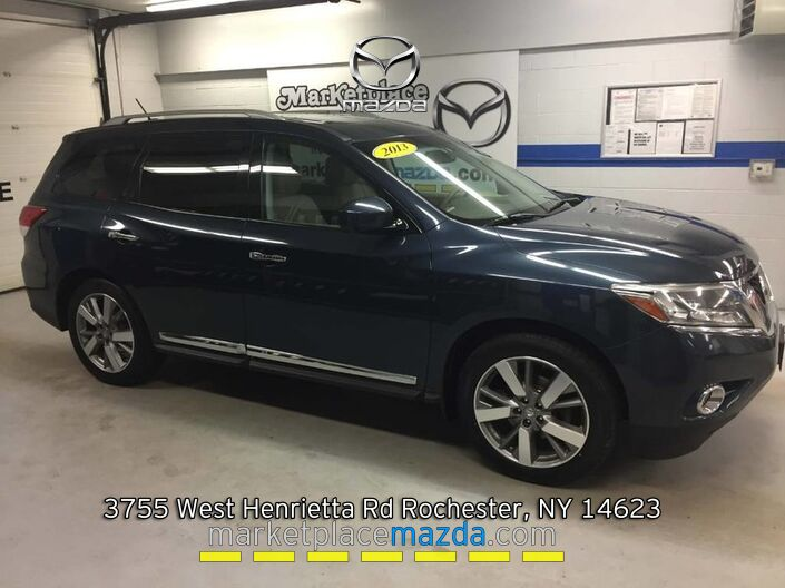2013 Nissan Pathfinder Platinum AWD Rochester NY