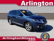 2013_Nissan_Pathfinder_Platinum_ Arlington Heights IL