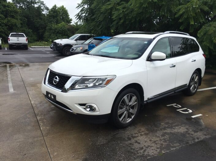 2013 Nissan Pathfinder Platinum Columbia TN