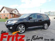 2013_Nissan_Pathfinder_Platinum_ Fishers IN