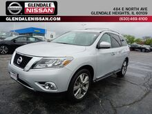 2013_Nissan_Pathfinder_Platinum_ Glendale Heights IL