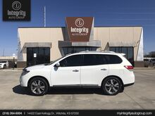 2013_Nissan_Pathfinder_Platinum_ Wichita KS