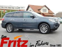 2013_Nissan_Pathfinder_S_ Fishers IN