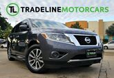 2013 Nissan Pathfinder S REAR ENTERTAINMENT, POWER WINDOWS, CRUISE CONTROL, AND MUCH MO