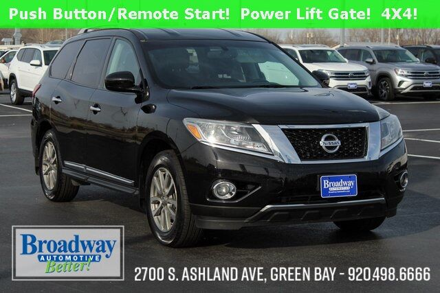 2013 Nissan Pathfinder SL Green Bay WI