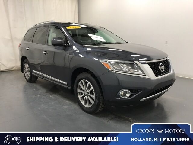 2013 Nissan Pathfinder SL Holland MI