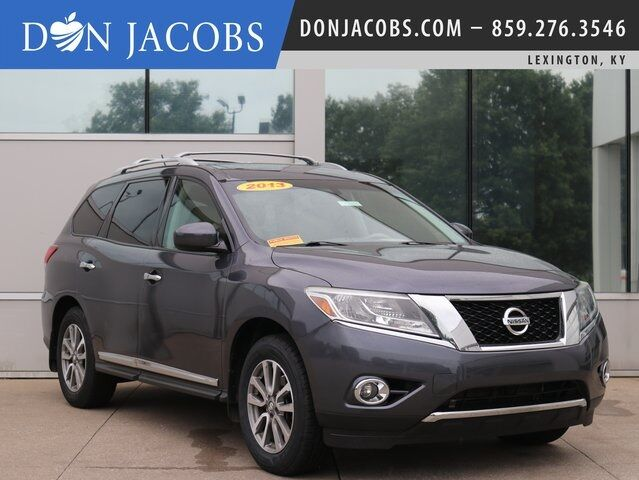 2013 Nissan Pathfinder SL Lexington KY