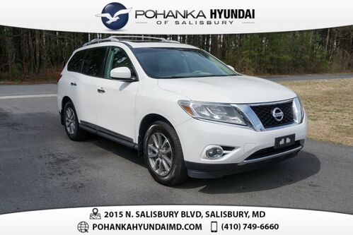 2013_Nissan_Pathfinder_SL **PERFECT MATCH**_ Salisbury MD