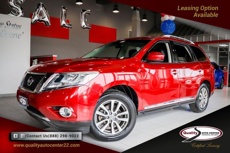 2013 Nissan Pathfinder SL Premium PKG Dual Panorama Roof Springfield NJ