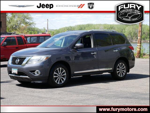 2013 Nissan Pathfinder SL South Saint Paul MN