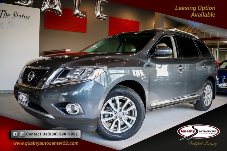 2013 Nissan Pathfinder SL Springfield NJ
