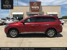 2013_Nissan_Pathfinder_SL_ Wichita KS