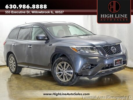 2013_Nissan_Pathfinder_SL_ Willowbrook IL