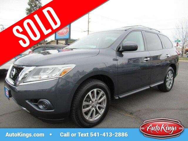 2013 Nissan Pathfinder SV 4WD w/3rd Row Bend OR