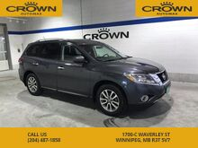 2013_Nissan_Pathfinder_SV AWD with FACTORY REMOTE START! 7 PASSENGER!_ Winnipeg MB