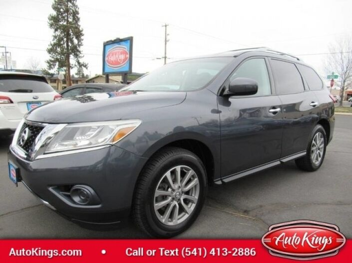 2013 Nissan Pathfinder SV Bend OR