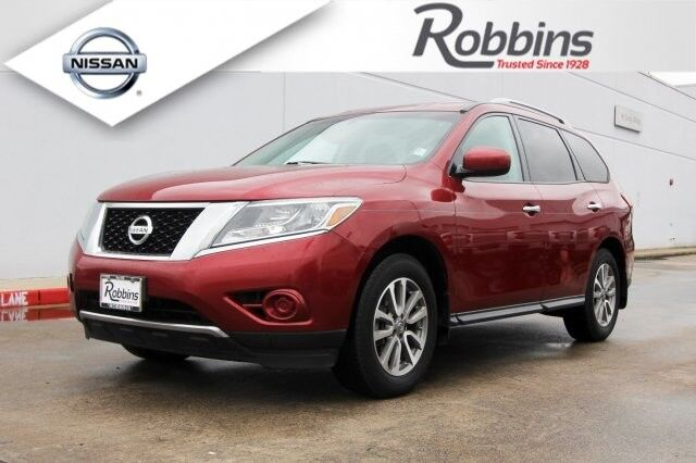 2013 Nissan Pathfinder SV Houston TX