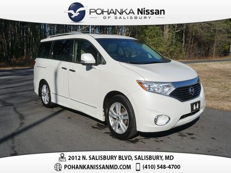 2013_Nissan_Quest_3.5 SL_ Salisbury MD