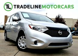 2013_Nissan_Quest_S SUNROOF, AFTERMARKET RADIO, THIRD ROW SEATS, AND MUCH MORE!!!_ CARROLLTON TX