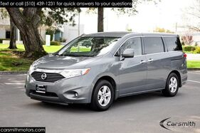 2013_Nissan_Quest_SV Leather Seat Package & Heated Seats with Captain 2nd Row!_ Fremont CA