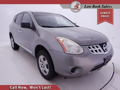 2013_Nissan_ROGUE_S_ Salt Lake City UT
