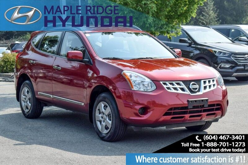 2013 Nissan Rogue AWD 4dr S Maple Ridge BC ...