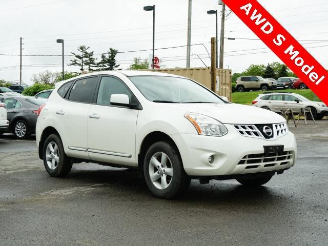 2013 Nissan Rogue AWD 4dr S Cranberry Twp PA