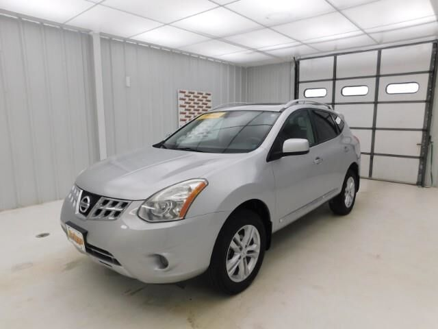 2013 Nissan Rogue AWD 4dr SV Manhattan KS