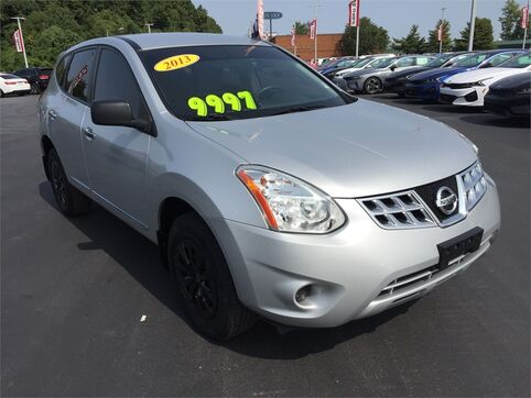 2013_Nissan_Rogue_AWD S_ Evansville IN