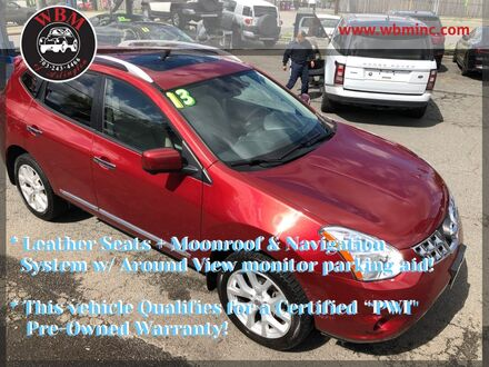 2013_Nissan_Rogue_AWD SL w/ Premium Package_ Arlington VA