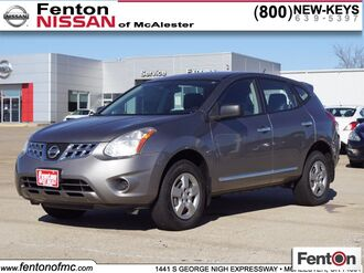 2013_Nissan_Rogue_S_ McAlester OK