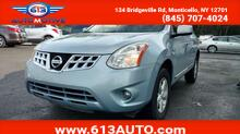 2013_Nissan_Rogue_S 2WD_ Ulster County NY