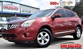 Nissan Rogue S 4dr Crossover 2013