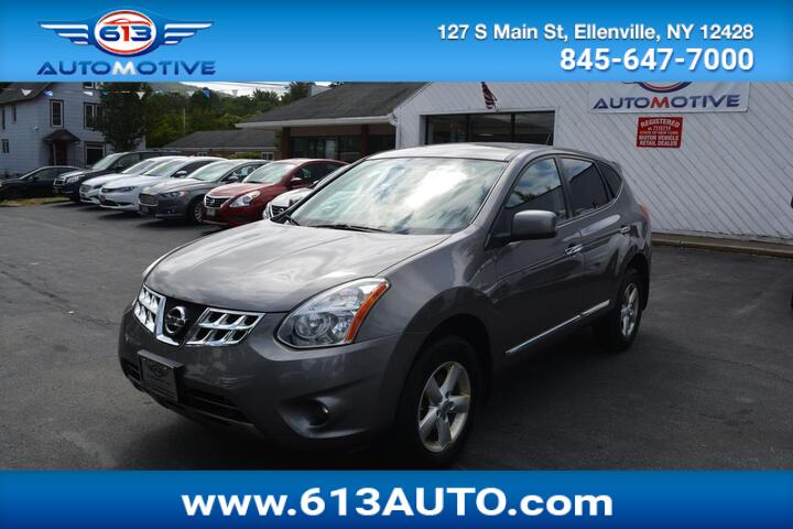 2013 Nissan Rogue S AWD Ulster County NY