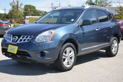 2013_Nissan_Rogue_S AWD_ Houston TX