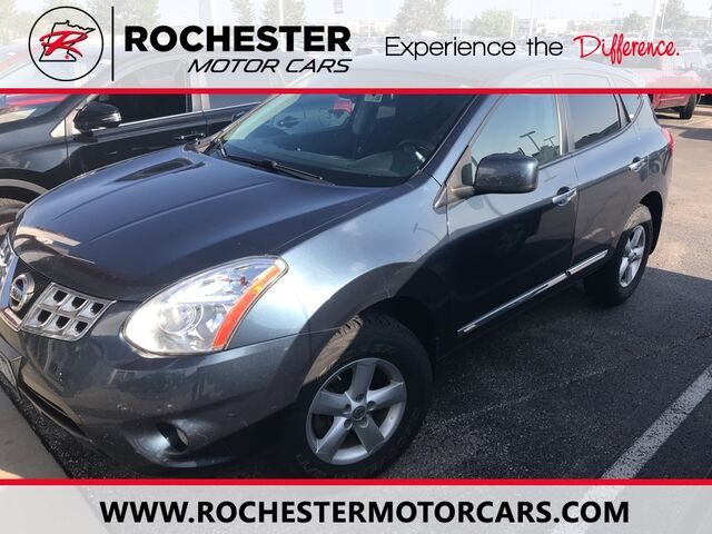 2013 Nissan Rogue S Awd Se Rochester Mn 25910213