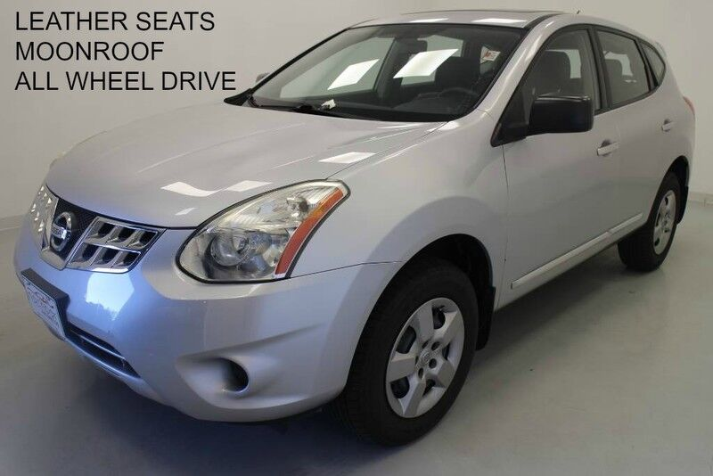 2013 Nissan Rogue S Bonner Springs KS