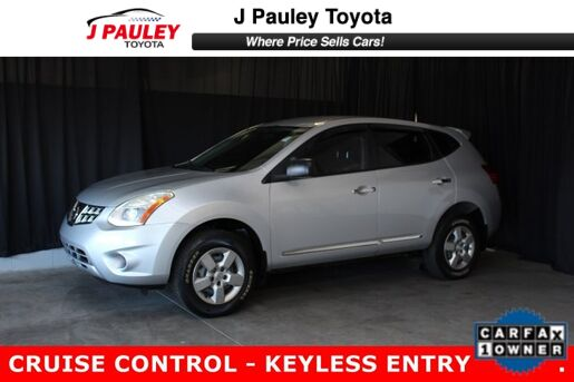 2013_Nissan_Rogue_S_ Fort Smith AR