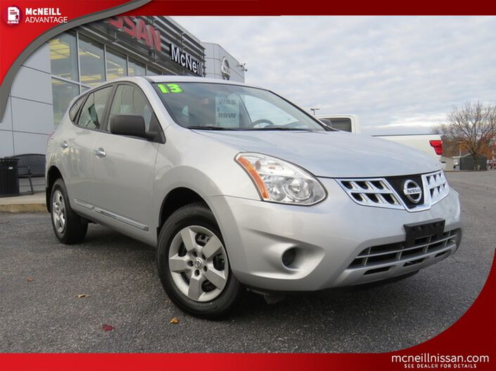 2013 Nissan Rogue S High Point NC
