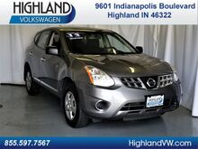 2013_Nissan_Rogue_S_ Highland IN